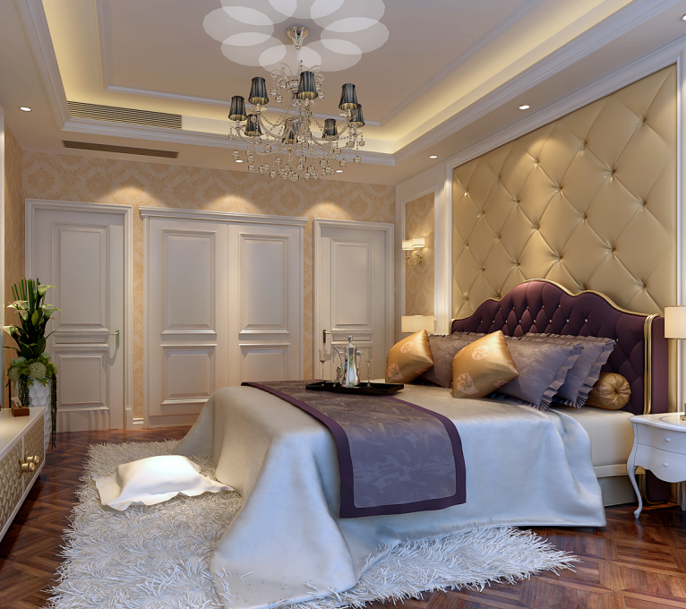 卧室墙面颜色怎么搭配