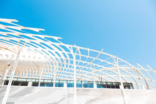 马特拉鱼市设计的初衷就是要把它打造成马特拉地区的中心所有图片版权归firas al raisi所有