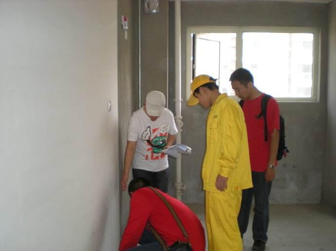 房屋装修步骤和流程