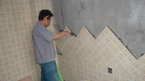 瓷砖粘贴保养基础知识