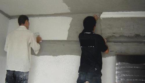 墙面刮腻子注意事项