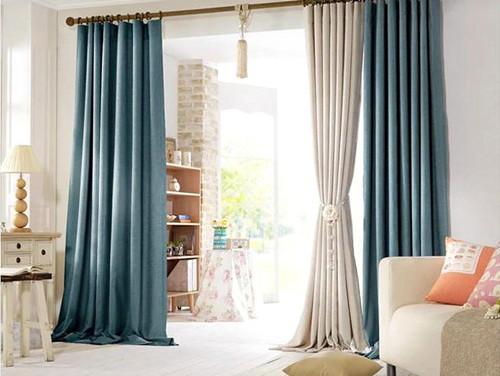 客厅窗帘颜色搭配技巧