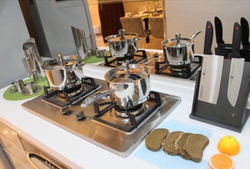 厨房橱柜装修效果图赏析