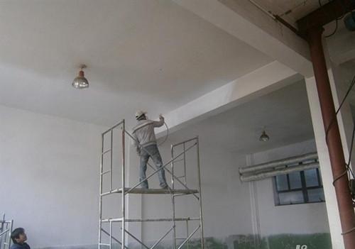 粉刷旧墙面的七大步骤