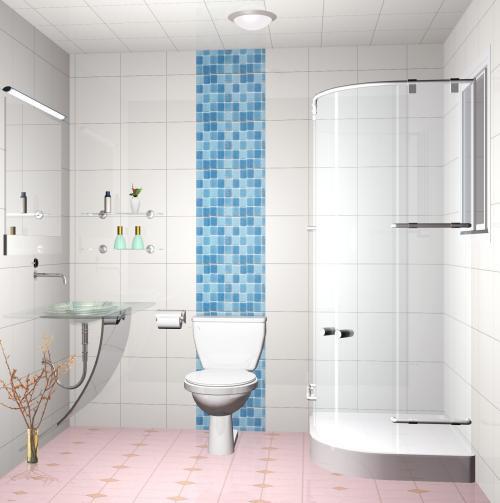 小卫生间装修应该如何省钱
