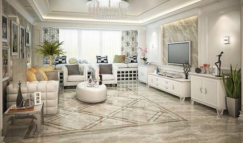 客厅瓷砖颜色搭配技巧