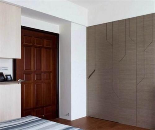 卧室门用什么颜色好看