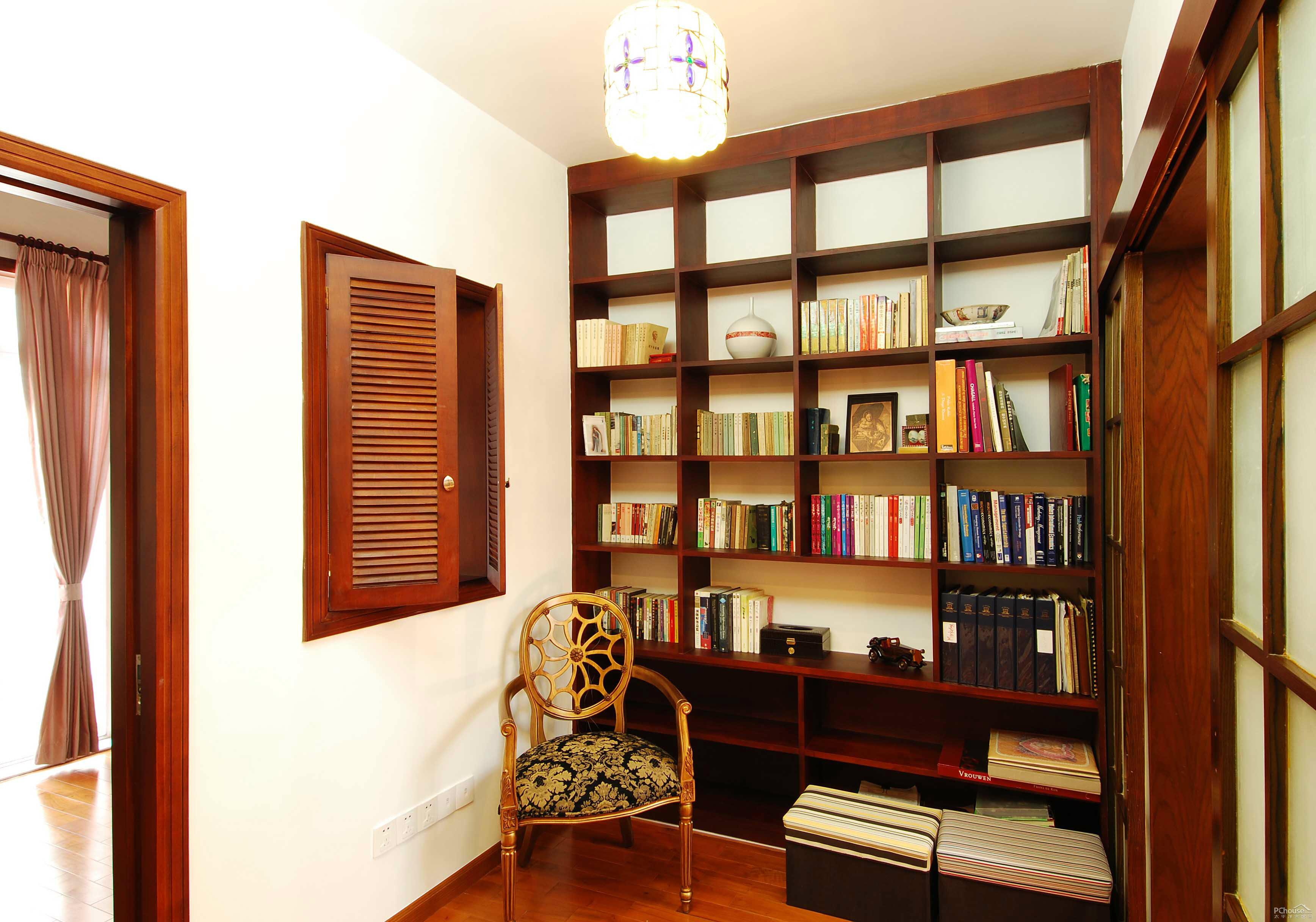 中式古典书房怎么装才好