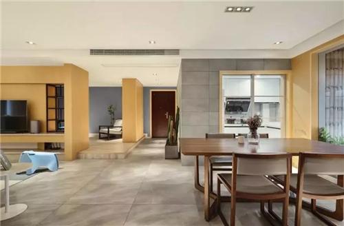 家居装修装饰空间设计百科:客厅背景墙
