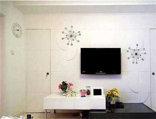 带门的电视背景墙要注意什么