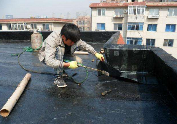 平屋顶如何做防水