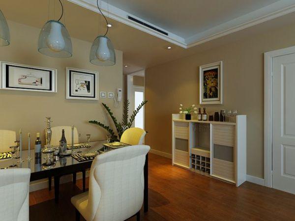 一厅一室装修设计图