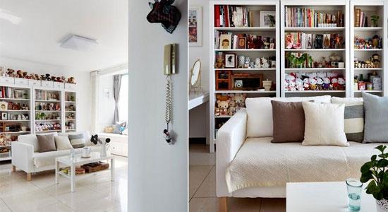 漂亮的家居生活是需要整齐有序的收纳
