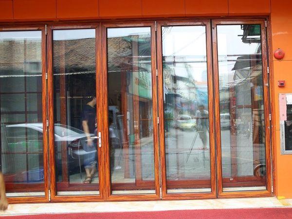 别墅门窗装修