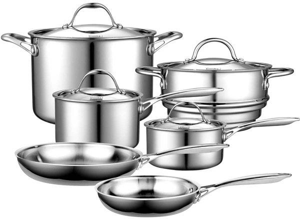 不锈钢炊具怎么样