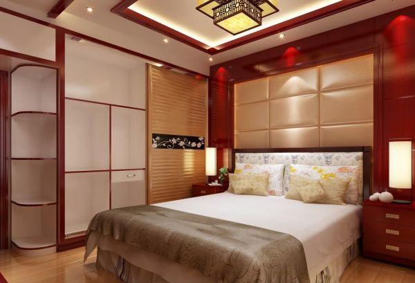卧室欧式风格装修设计