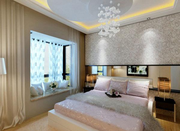 小户型卧室如何装修飘窗