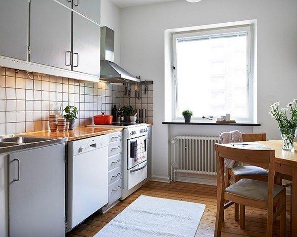 65平小户型厨房装修