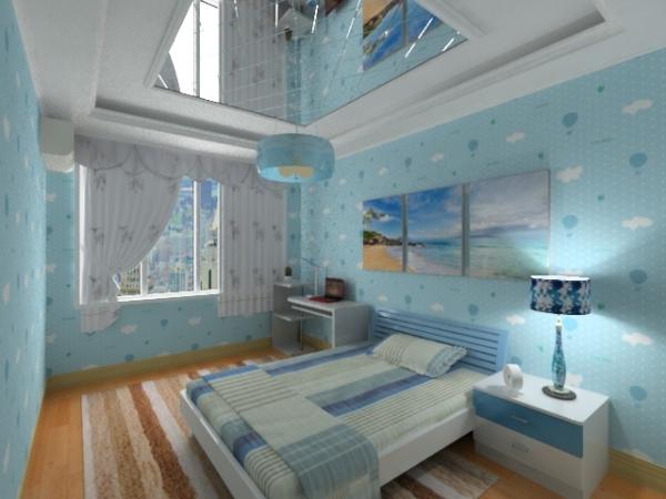 两室一厅装修效果图