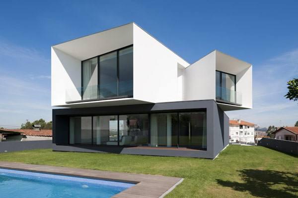 二层别墅设计效果图 别墅装修注意事项
