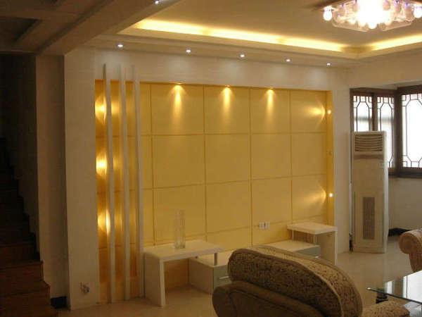 客厅射灯装修效果图