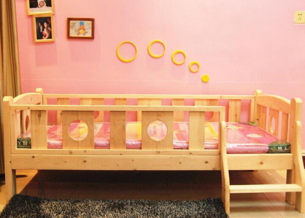 儿童床图片赏析 儿童床选购原则有哪些