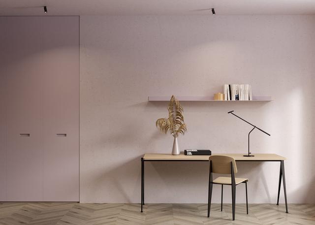 现代风格公寓设计图 打造温暖淡雅的米色家居
